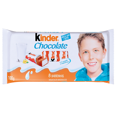*KINDER CHOCOLATE T8X10