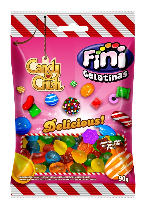 **FINI GELAT CANDY CRUSH 90G