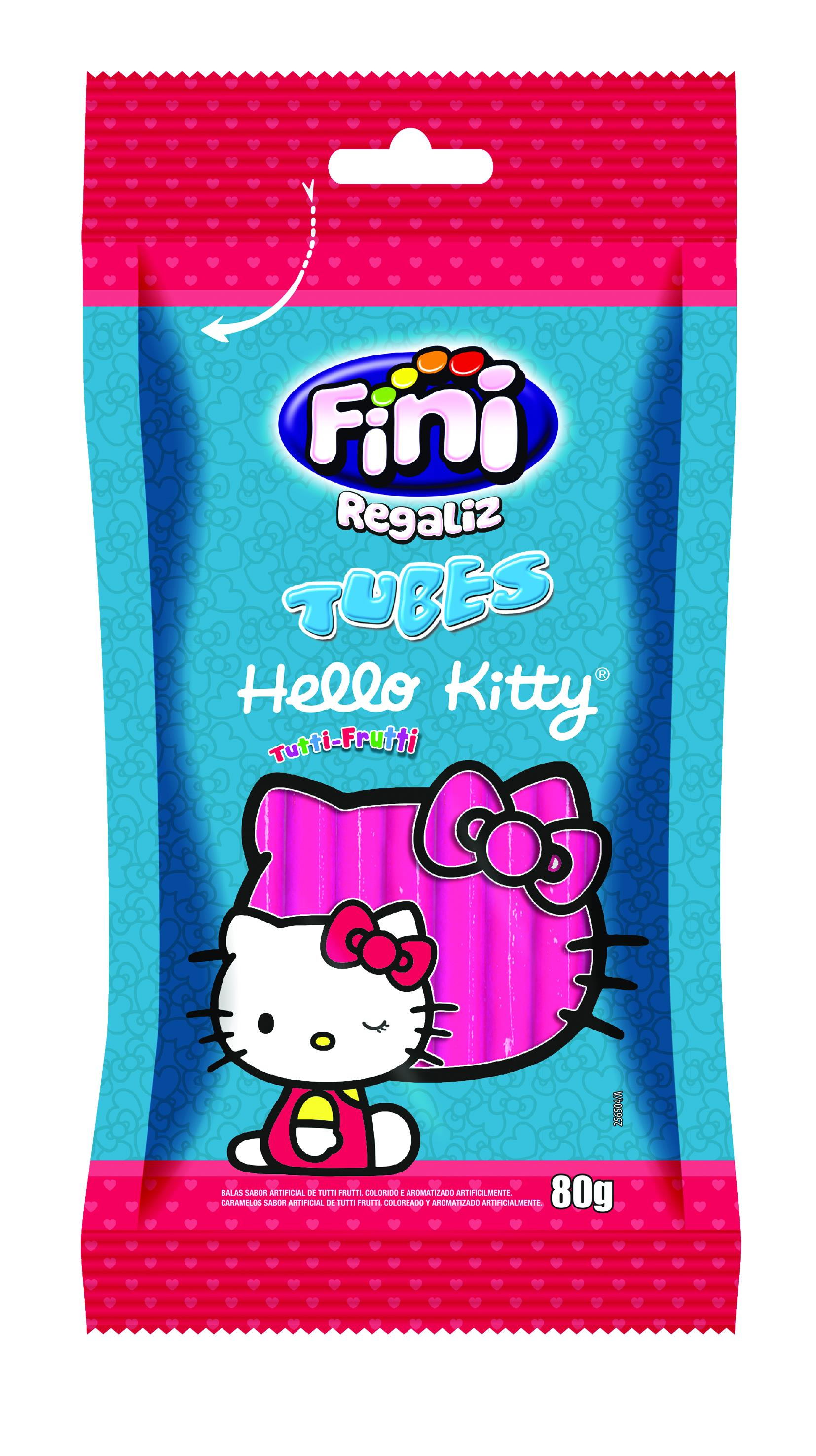 **FINI REG TUBES HELLO KITTY 80G