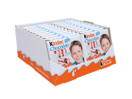 KINDER CHOCOLATE T4X20