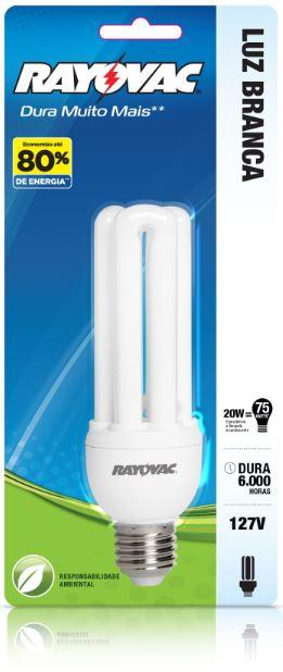RAYOVAC LAMP 20W 110V C/1