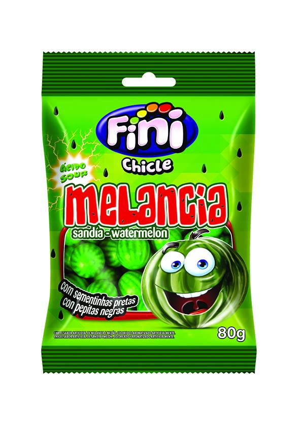 FINI CHICLE MELANCIA 80G