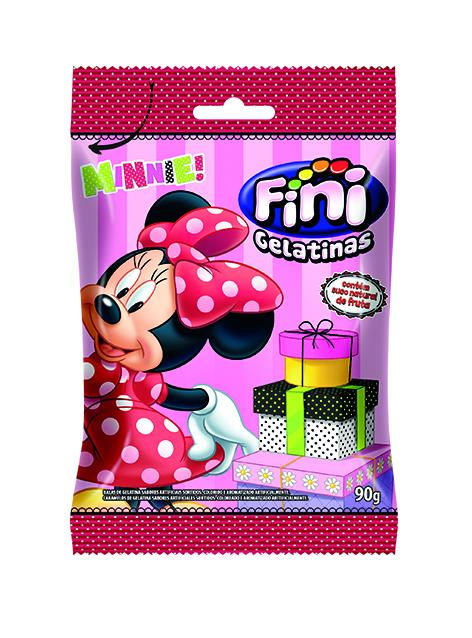FINI GELAT MINNIE 90G
