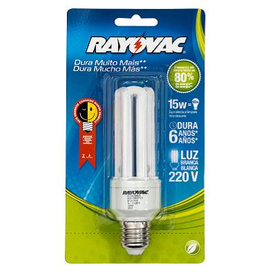 RAYOVAC LAMP 15W 220V C/1